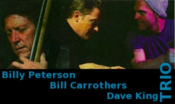 news13.10 BillyPeterson-BillCarrothers-DaveKing Trio